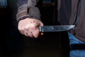 Какая Статья За Нападение С Ножом На Человека