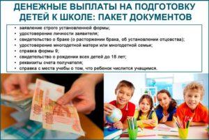 Многодетные В Москве Льготы При Поступлении В Школу
