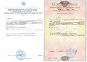 Свидетельство о государственной регистрации права серия и номер где