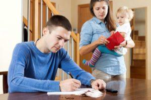Правила развода с ребенком и ипотекой