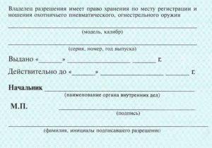 Помощь в получении лицензии на оружие спб