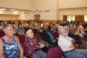 Досуг для пенсионеров бесплатно по районам