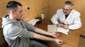 Что проверяет нарколог на медосмотре на права