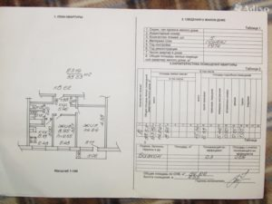 Технический Паспорт На Жилой Дом Пример