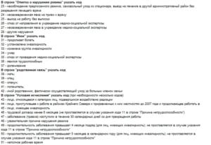 Больничный код 80 беларусь