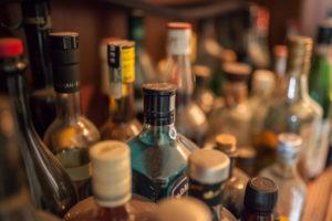 Продажа контрафактного алкоголя