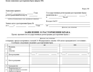 Порядок И Сроки Развода Через Загс В Республике Узбекистан