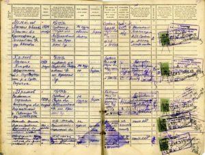 Запись в домовой книге при смене собственника
