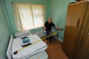 Сколько метров в общежитии положено на одного человека