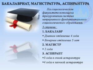 Чем отличается аспирантура от магистратуры и бакалавриата