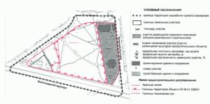 Отмена утвержденного проекта планировки территории
