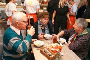 Бесплатная еда в москве для малоимущих