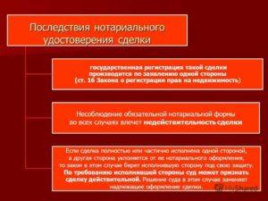 Сделки Обязательные К Нотариальному Удостоверению 2020