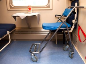 Что будет если купить место для инвалида в ржд