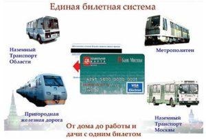 Социальная Карта Москвича В Автобусах Московской Области