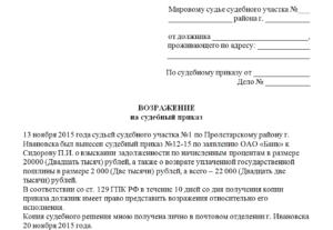 Добровольные сроки исполнения судебного приказа