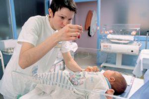 Генетические анализы в роддоме