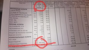 Сколько Стоит 1 Куб Холодной Воды По Счетчику 2020 Нижний Новгород