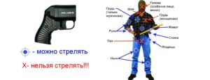 Возможна ли продажа травматическго оружия между физическими лицами