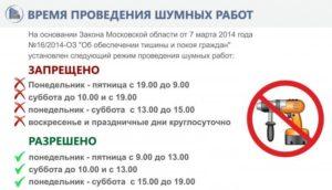В какие часы можно делать ремонт в квартире по закону 2020 в беларуси