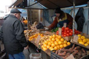 Сезонная торговля на улице разрешение постановление
