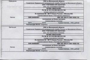 Реквизиты Для Оплаты Госпошлины И Штрафов Паспорта За Утерю В Городе Ряжске