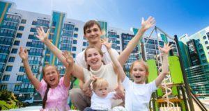 Сколько лет стоять многодетными получение квартиры в спб от 2020