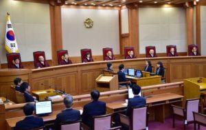 В северной корее действует уголовный кодекс