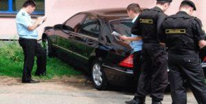 Арестуют ли приставы автомобиль купленный на семейный капитал