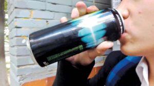 Что будет если пить в 14 лет энергетик флэш